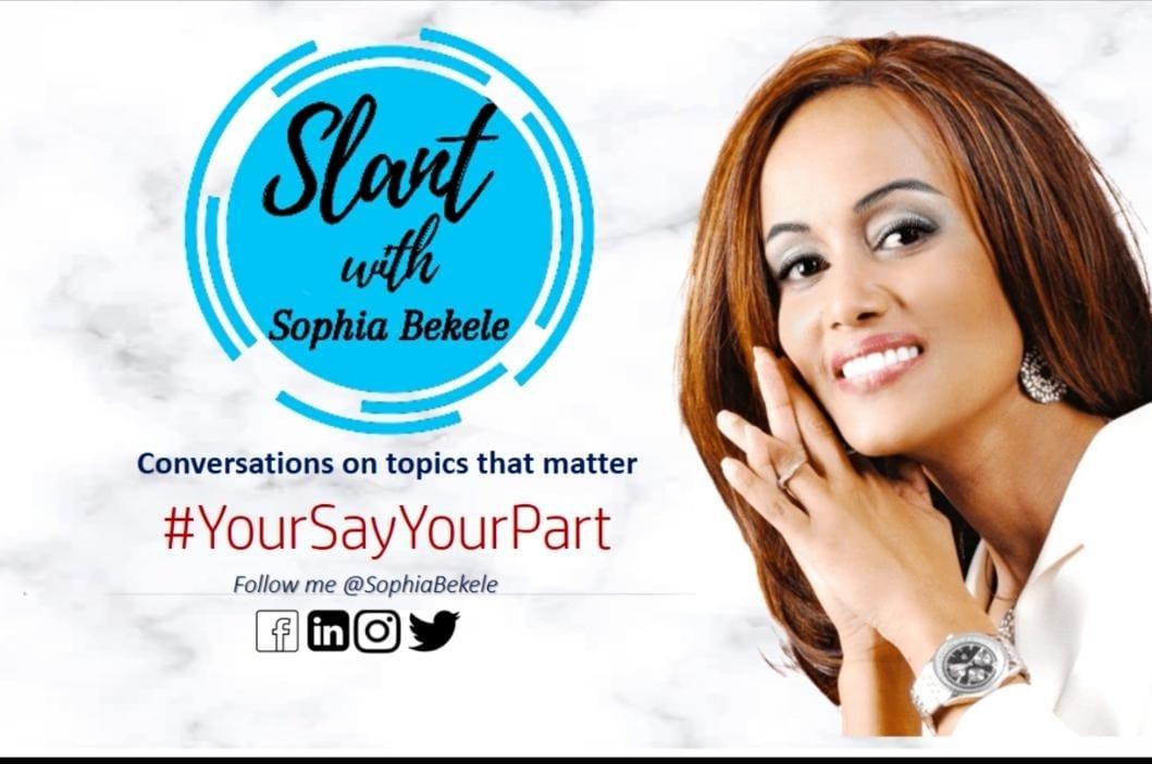 Sophia Bekele on key topics